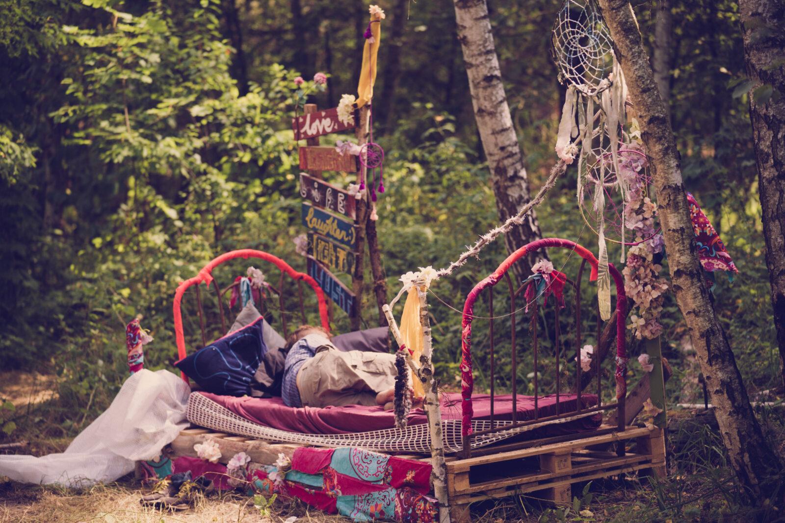 WildeMoehre-Festival-Himmelbett-1